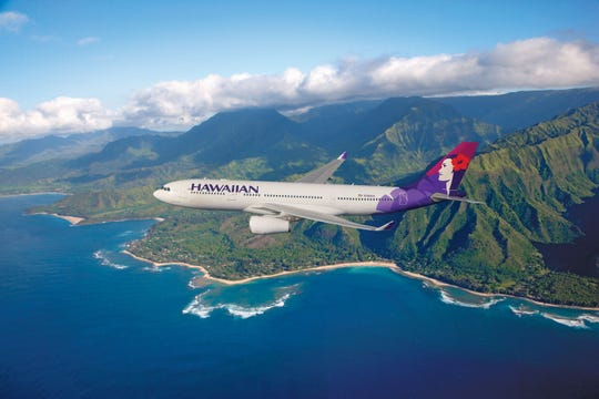 A Maui-bound Hawaiian Airlines flight attempted to depart Los Angeles International Airport three times on Saturday before being canceled.
