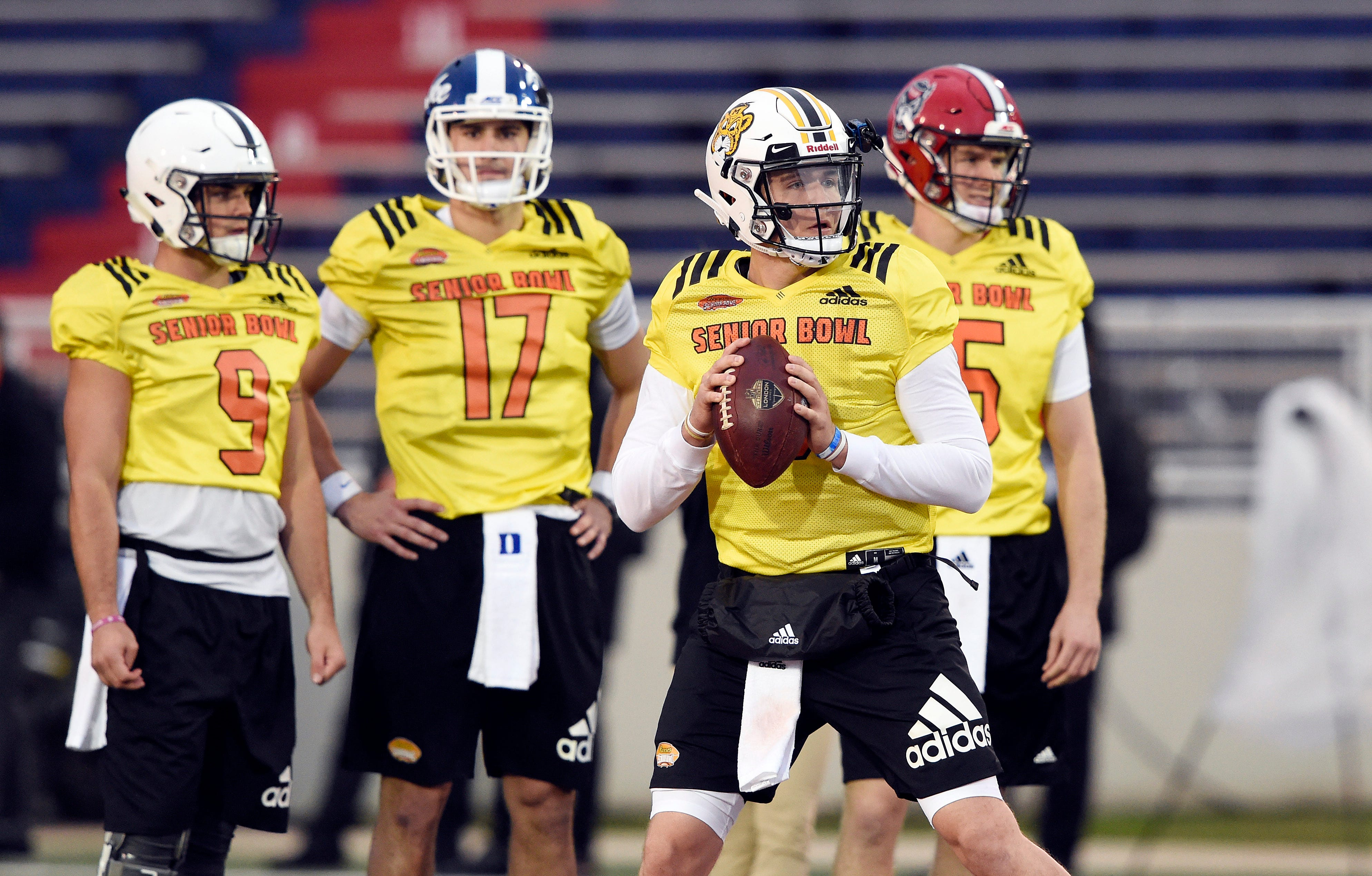 Senior Bowl: Five things we learned from the week of practices