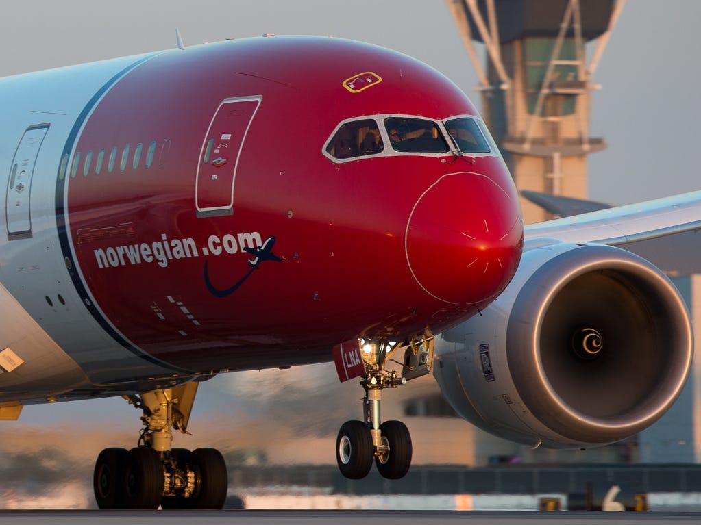 Norwegian Air drops Newark-Paris route; no other US cuts