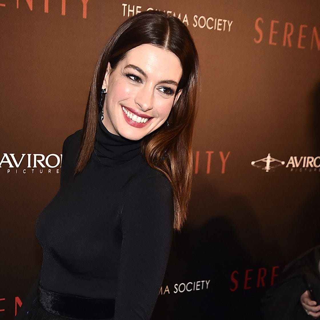 "Actress Anne Hathaway confirmed there's a script for a third installment of the beloved family movies franchise ""The Princess Diaries."""