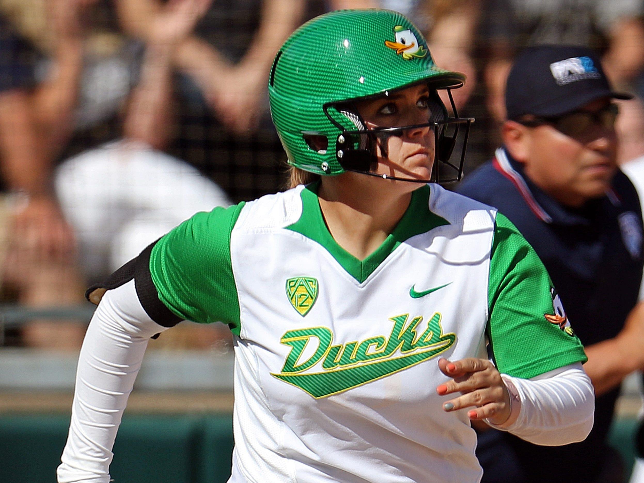 Geri Ann Glasco, softball, 1994-2019.