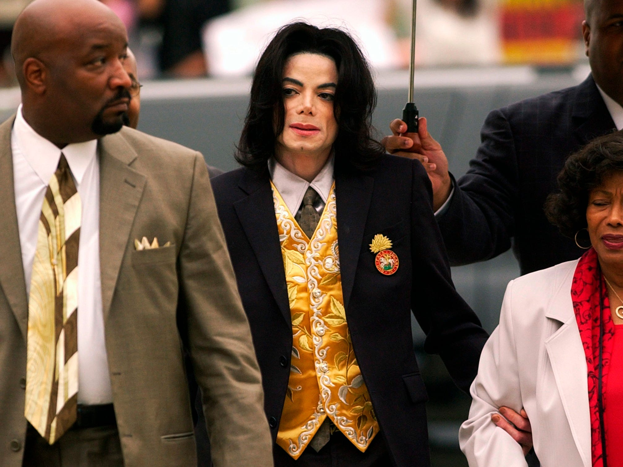Michael Jackson estate sues over 'Leaving Neverland' documentary; HBO says doc will air
