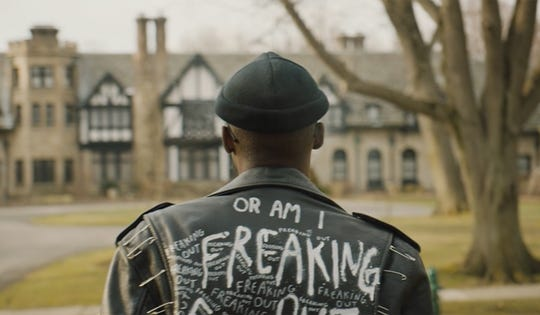 """""""Moonlight"""" breakout Ashton Sanders plays Big in a contemporary retelling of race drama """"Native Son."""""""