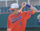 Clemson shortstop Logan Davidson gives outlook for the new season