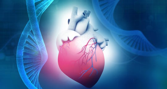 A genetic test might tell you a lot about your heart health.