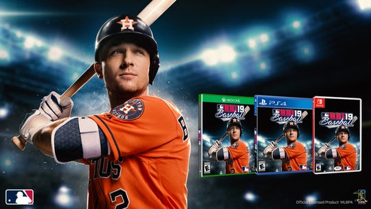 Houston Astros star Alex Bregman will be the first Astro in 17 years to be on the cover of R.B.I Baseball 19 video game.