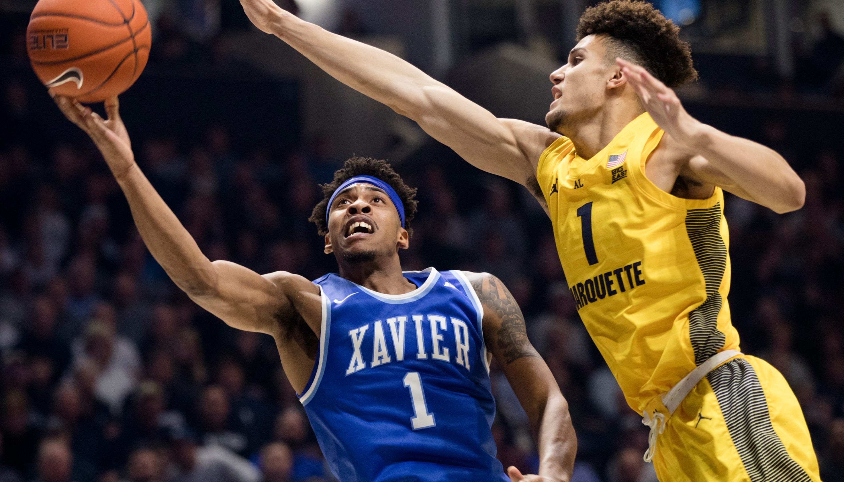 Image result for xavier marquette