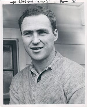 Red Kelly won the first Norris Trophy, awarded in 1954.