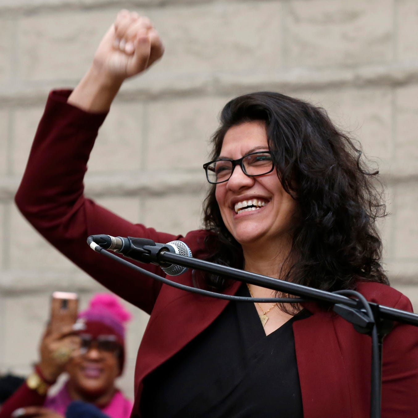 Rashida Tlaib still wants Congress to look into impeaching President Trump