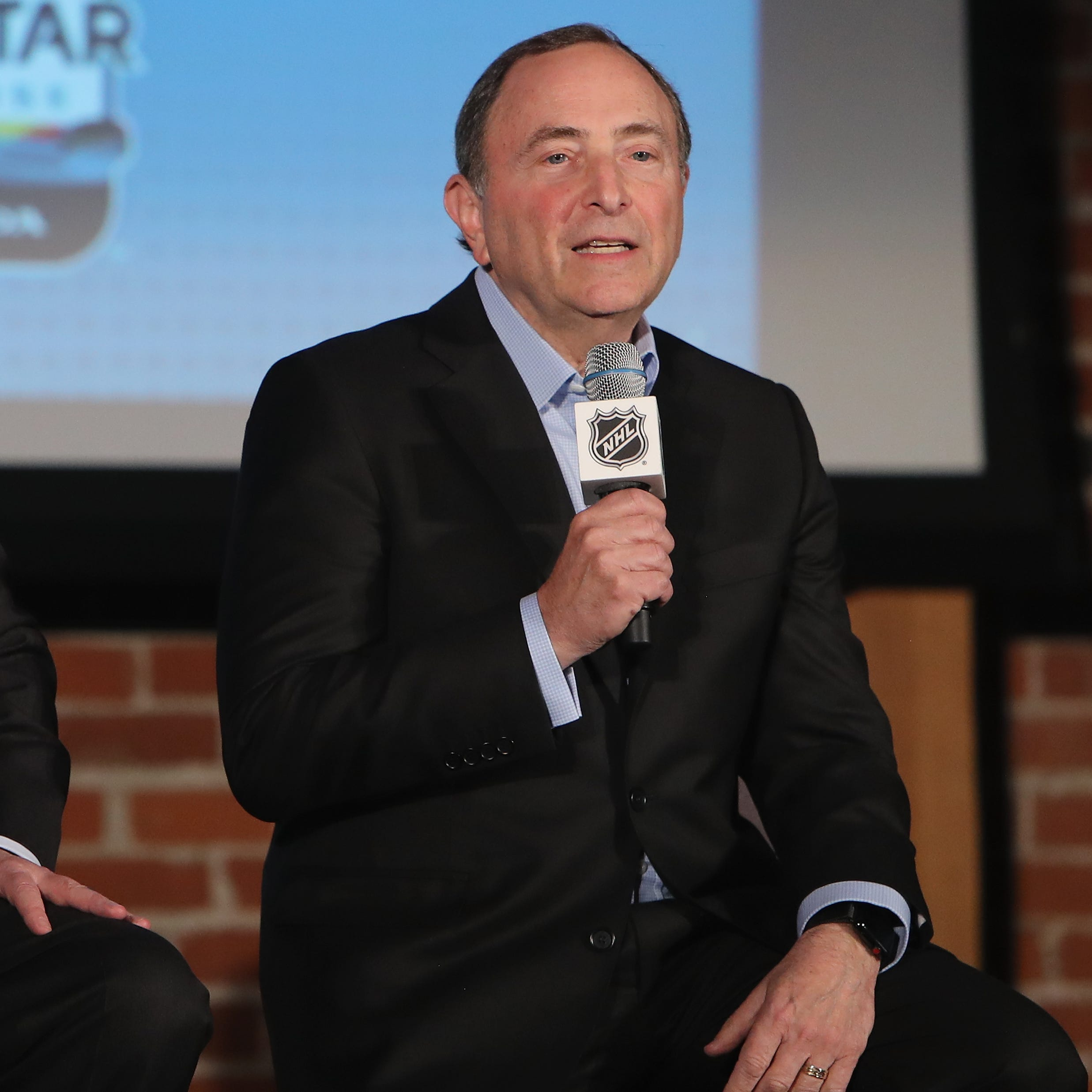 Friday's NHL: Bettman says CBA talks on target