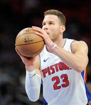 Blake Griffin has become the Pistons' leader in the locker room and on the court, he's their go-to guy. The problem is the pieces around him.