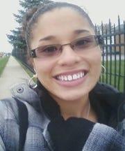 Bobbi Roberts, a pedestrian who was fatally struck by a car on November 29, 2013.