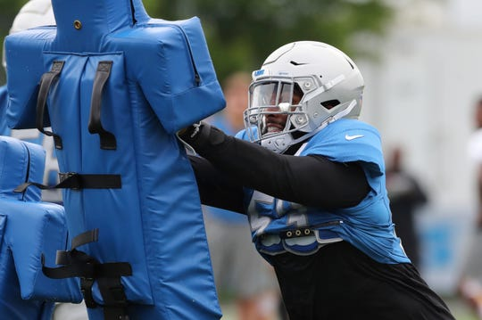 Lions linebacker Trevor Bates was arrested early Saturday morning, the team confirmed.