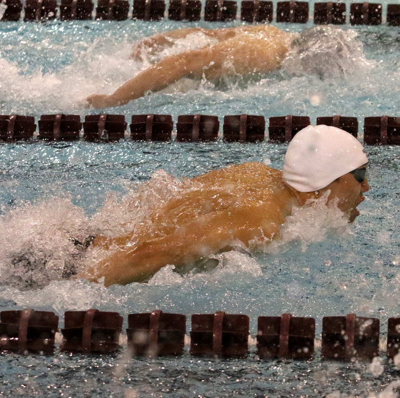 Saturday's high school scoreboard: Section 4 swimming, bowling, track