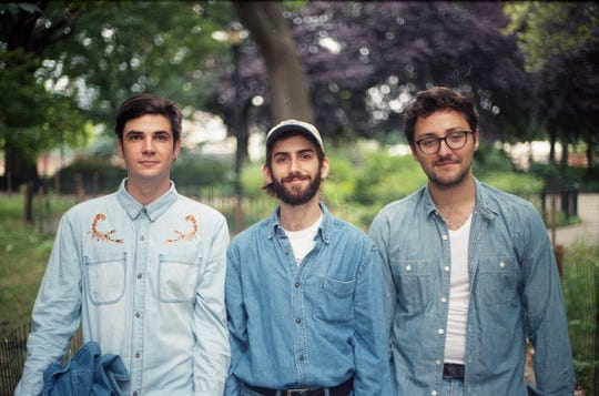 Man-Moth is made up of Patrick Saxer, Karl Vieweg and Grayson Goga. Their newest album released on Cat Family Records.