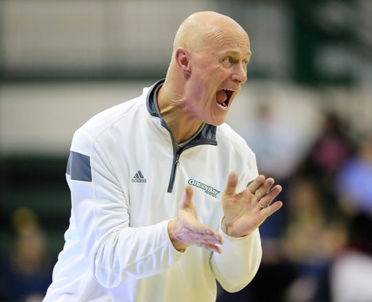 UWGB and coach Kevin Borseth will hope for some help from Youngstown State.