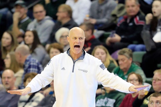 UWGB coach Kevin Borseth's team finished 22-10 after the Phoenix's loss to Kent State in the first round of the WNIT on Thursday.