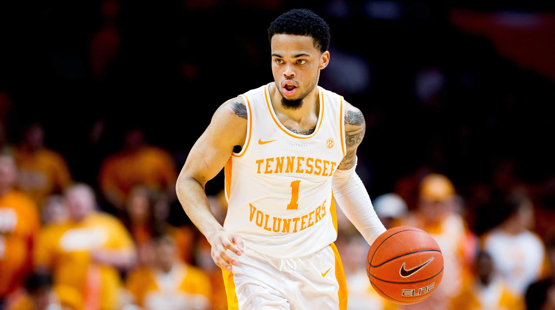 UT Vols basketball: Why Rick Barnes started Lamonte Turner ...