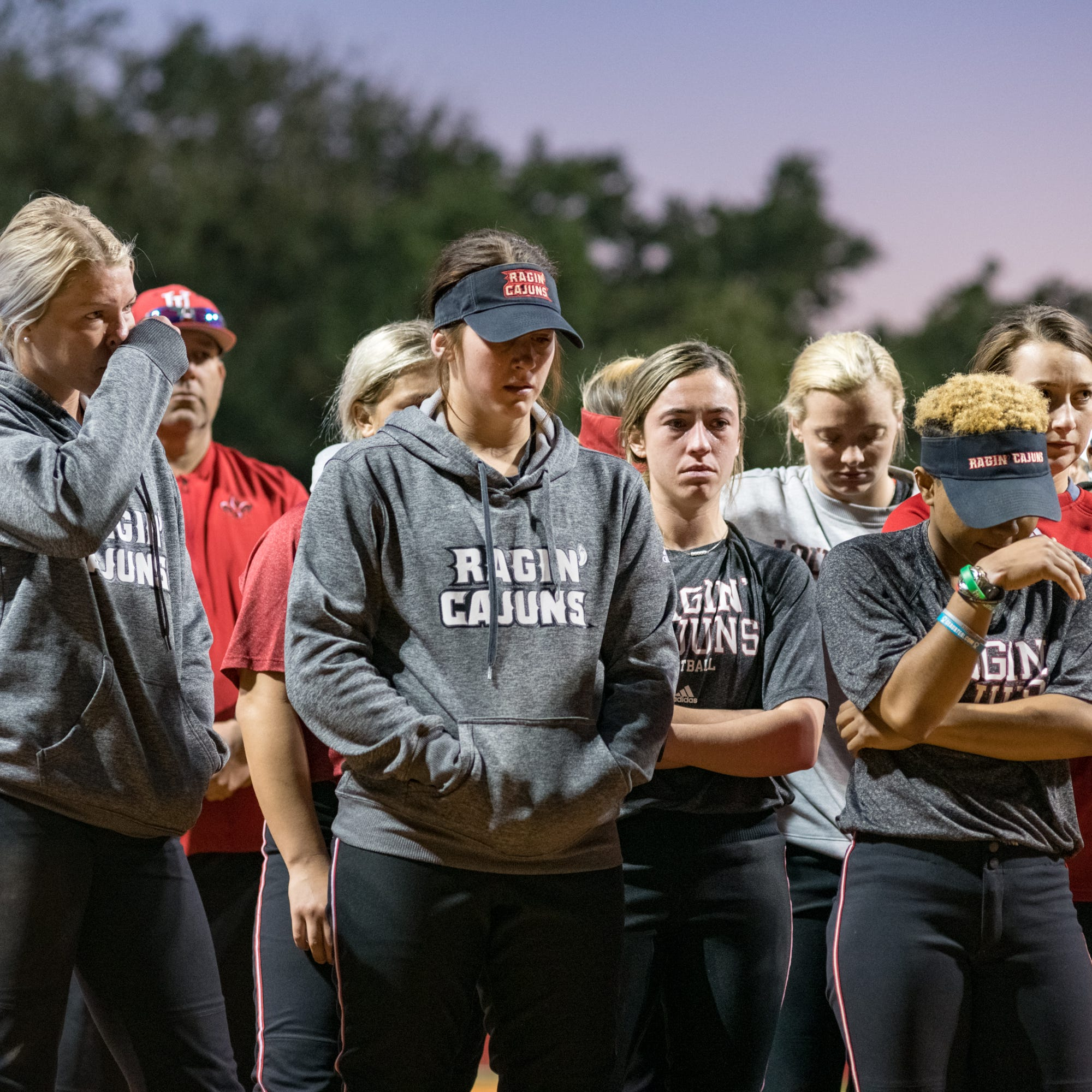 Cajuns softball dedicating season to Geri Ann Glasco