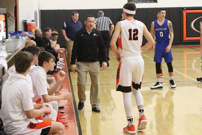 Lucas head coach Taylor Iceman took over a program he played for in the early 2000s and resurrected it beyond anyone's beliefs. He now has the Cubs two league wins from a Mid-Buckeye Conference title.
