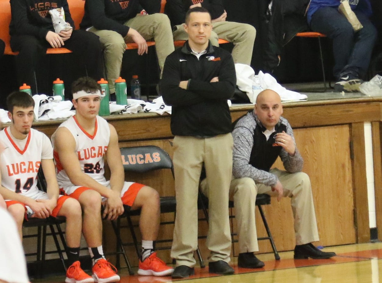 Lucas head coach Taylor Iceman has been selected as a coach for the 41st Mansfield News Journal All-Star Classic.