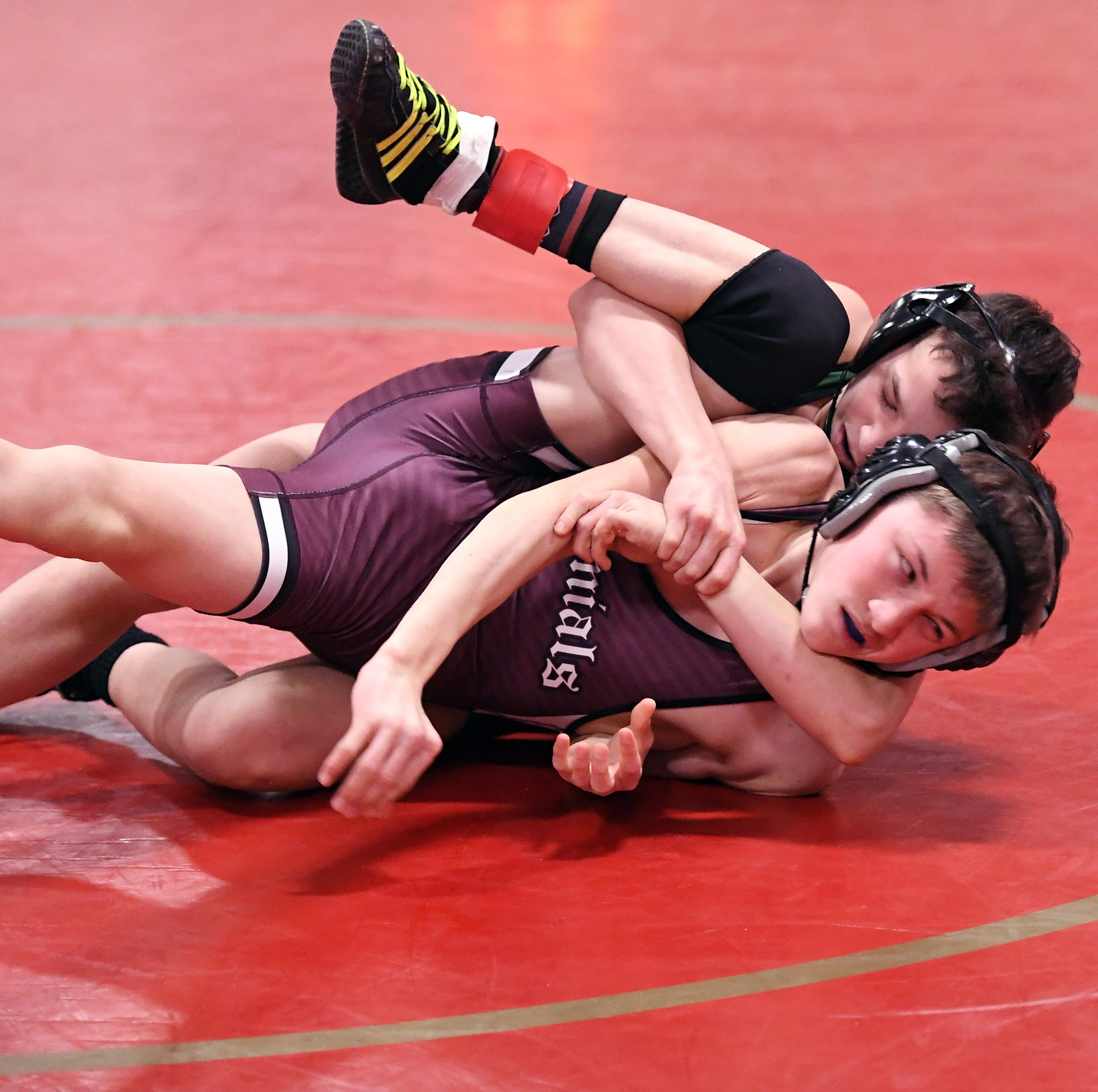 Montville wrestling can't sustain emotion in Group semifinal
