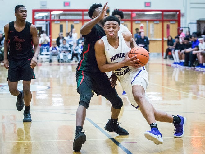 Central's Victor Young will play in the Underclass Showcase this weekend.
