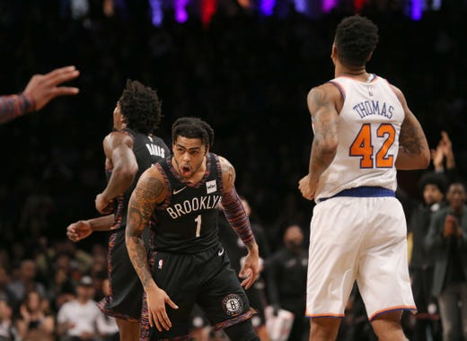 8e59e025602 New York Knicks blown out by Brooklyn Nets as Enes Kanter sits again