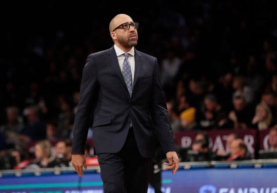 New York Knicks coach David Fizdale was excited for the chance to coach Kristaps Porzingis. He won't get that chance after the Knicks traded Porzingis to the Dallas Mavericks.