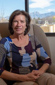 Sonya Cooper started serving as the interim dean for the College of Health and Social Services at New Mexico State University on Jan. 7, 2019.