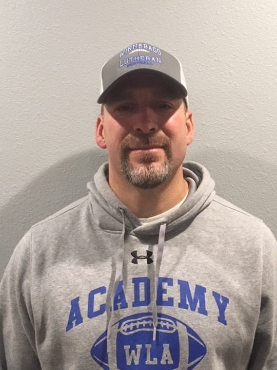 Kevin Loehr, a Winnebago Lutheran alumnus, is the new head coach of the varsity football program