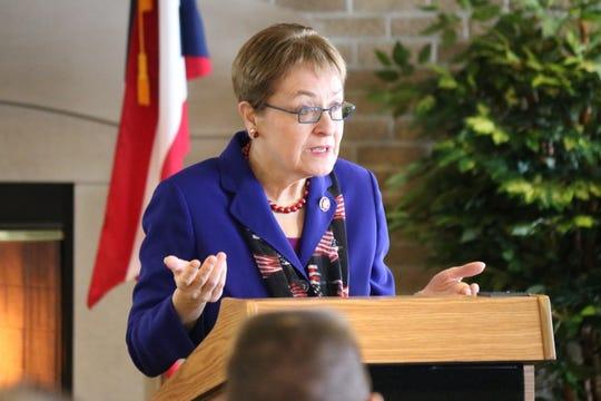 U.S. Rep. Marcy Kaptur, D-Toledo.