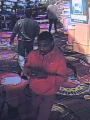 Sparks police released a photo of a man who reportedly robbed a woman outside of Western Village Casino on Jan. 26, 2019.