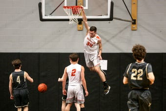 Announcing the Statesman Journal All-Mid-Valley boys basketball team.
