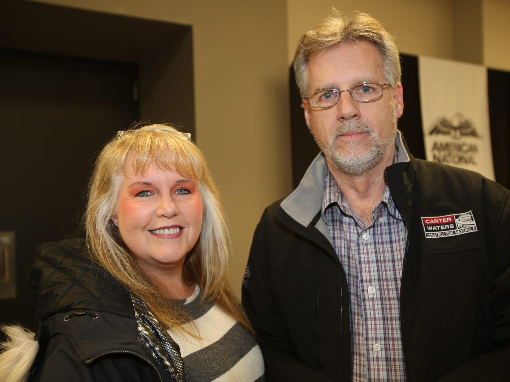 Debby and Perry Merritt