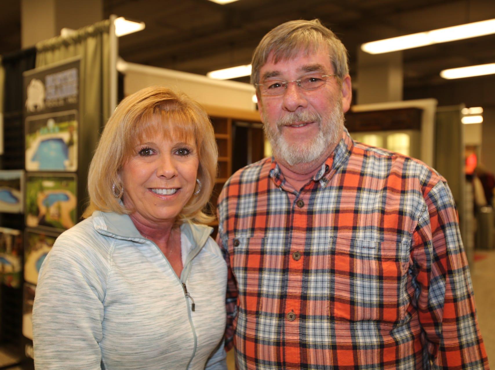 Denise and Glen Passmore