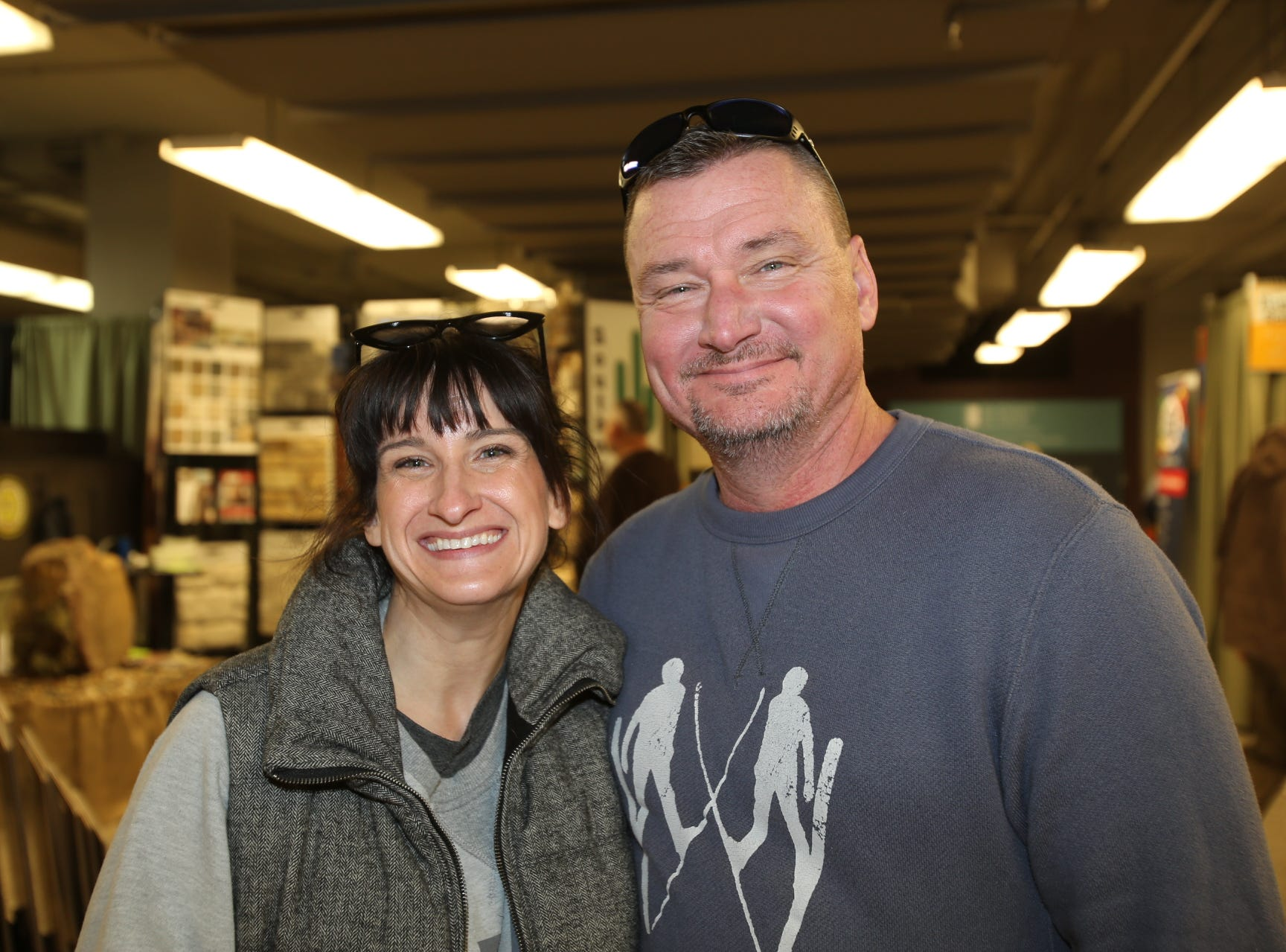 Nicole and John Marsh