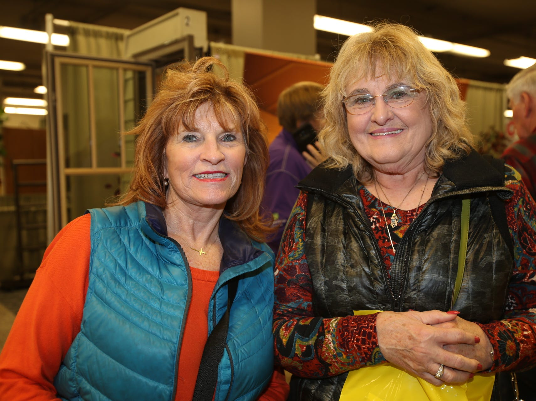 Sally Terry and Leigh Hoover