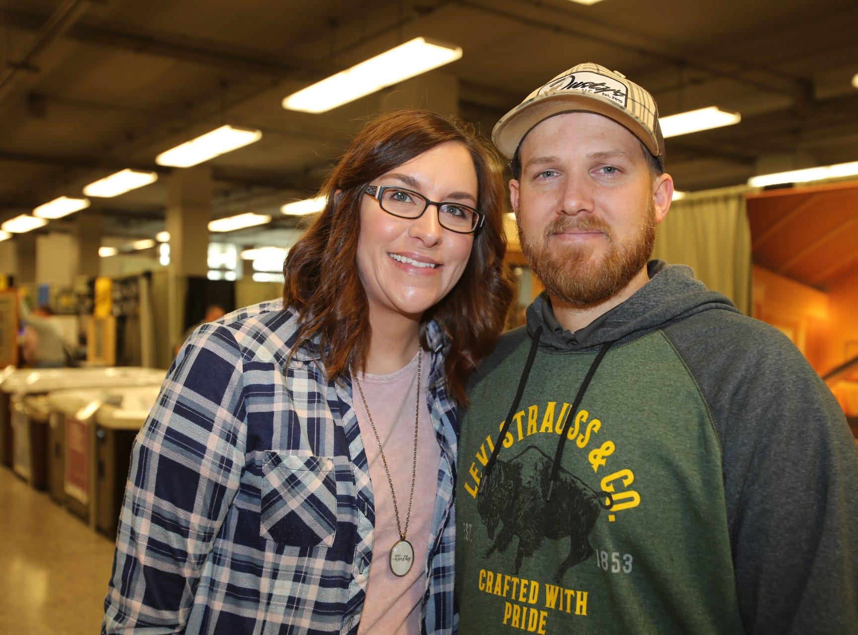 Tara and Dustin Lane