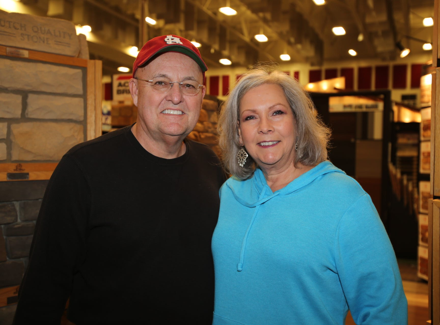 Jim and Gayle Kristek