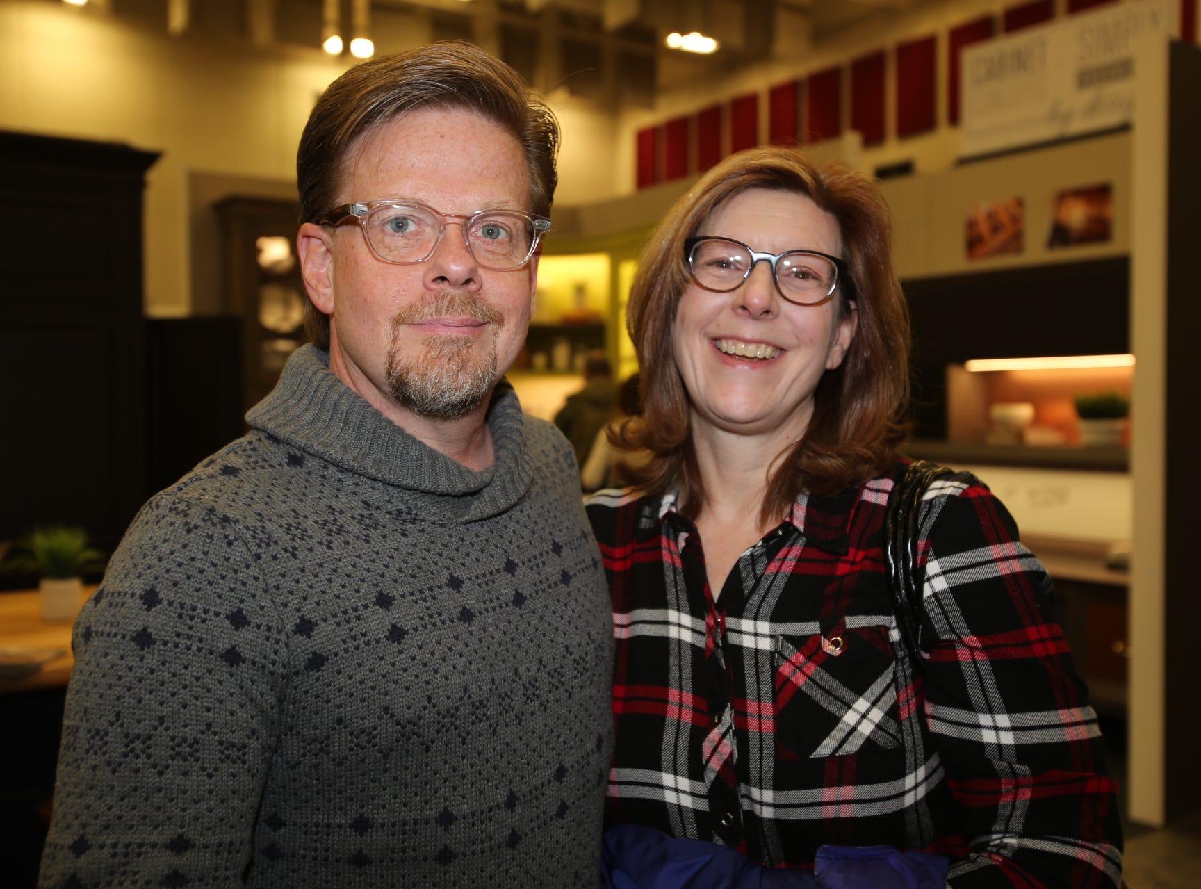 Michael and Julia Frizell
