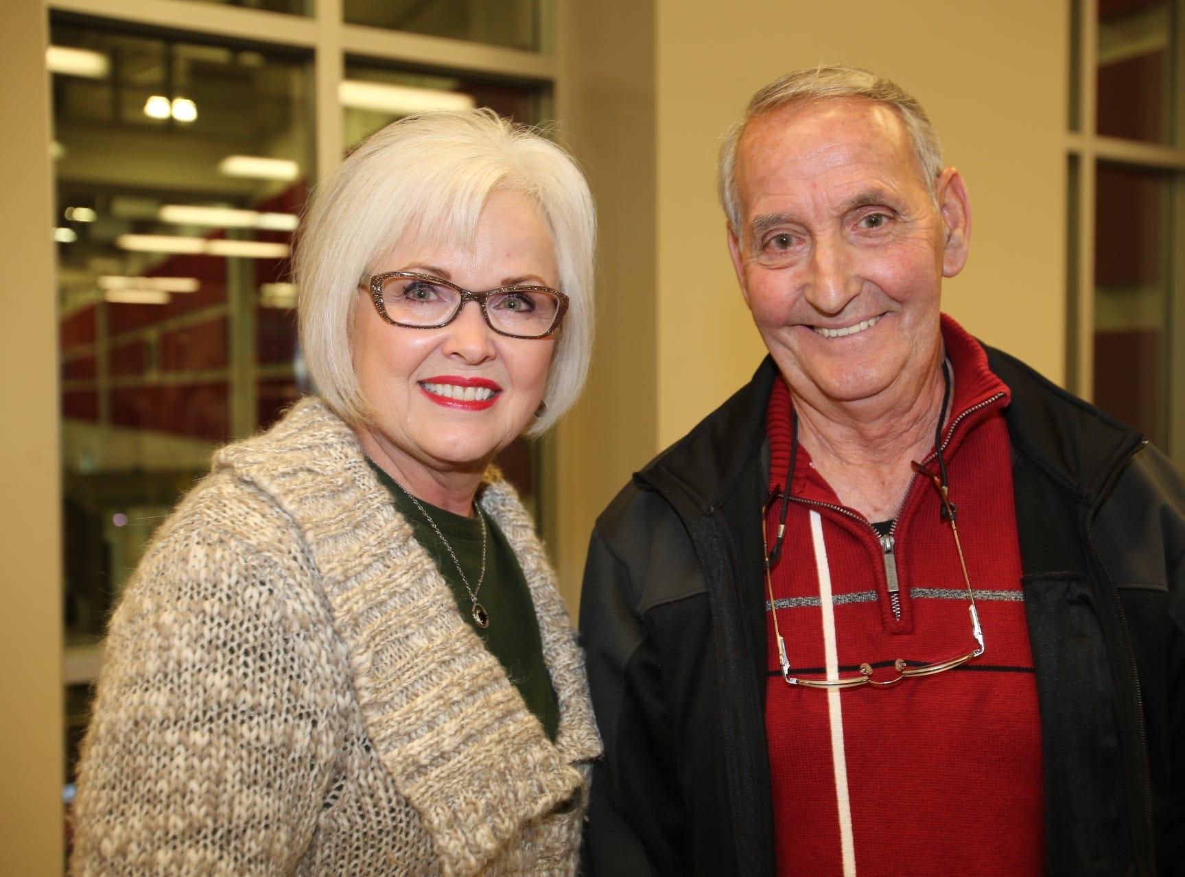 Brenda and Wayne Howser