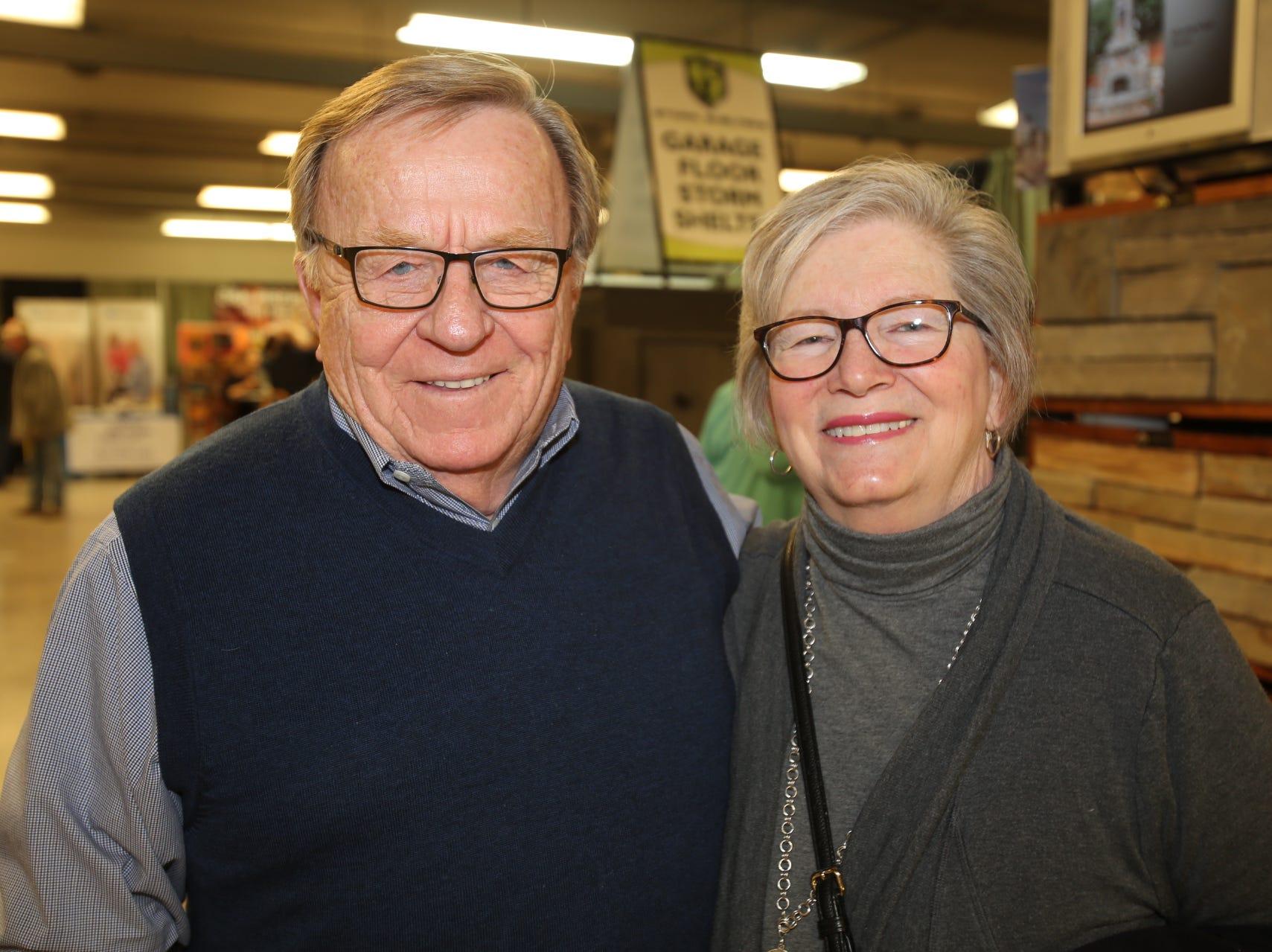 Carl and Lisa Westlund