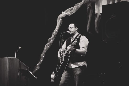 Central Minnesota singer/songwriter Anthony Perry