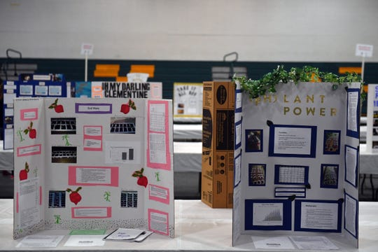 Gifford Middle School will host the 27th annual Indian River Regional Science & Engineering Fair on Saturday, Jan. 26, 2019. Students will compete in 13 categories for more than $1.7 million in college scholarships and academic prizes.
