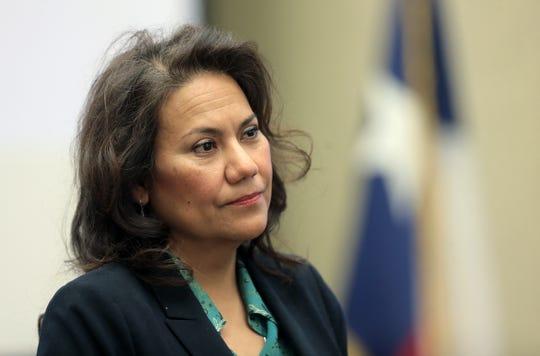U.S. Rep. Veronica Escobar, D-El Paso, said she will not join President Donald Trump when he visits El Paso. File art.