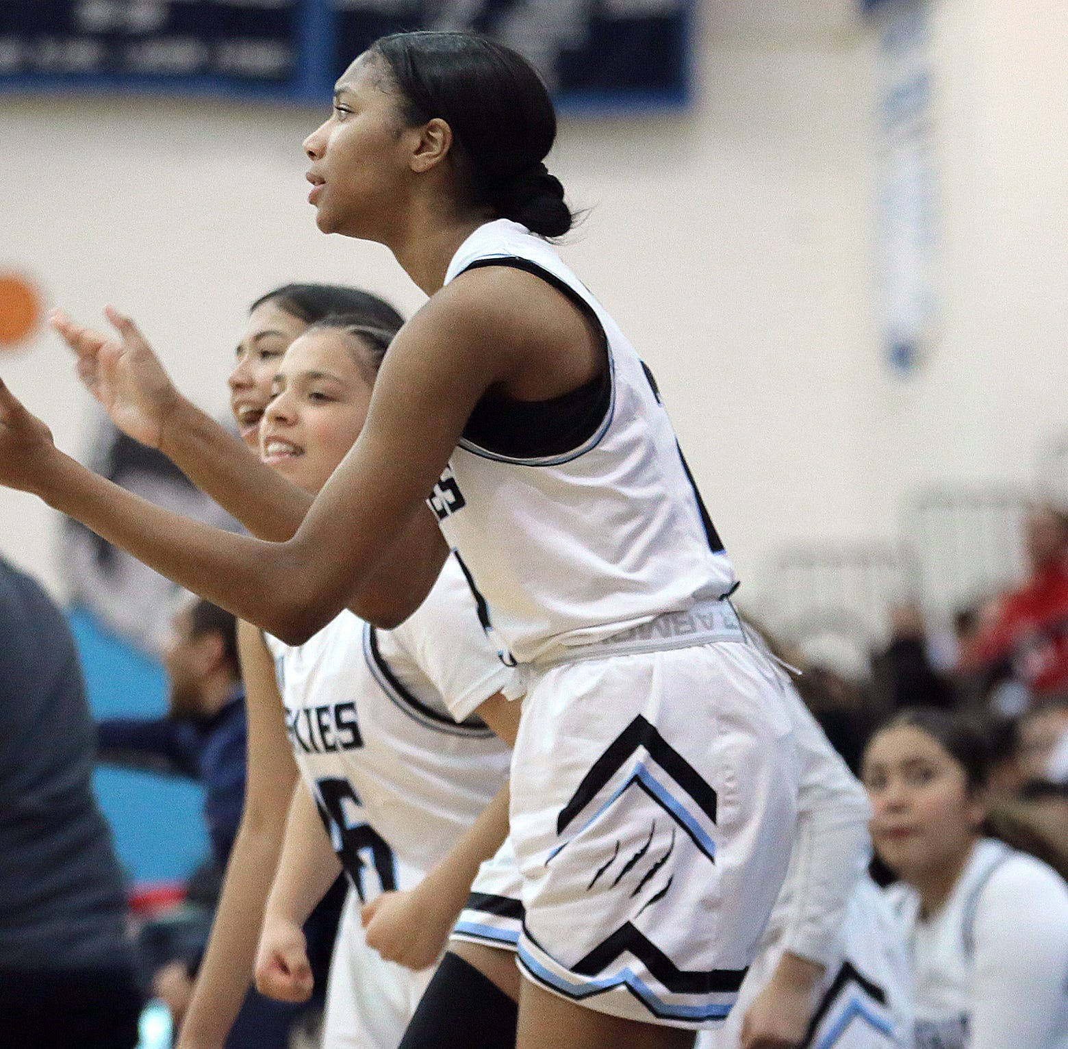 Chapin, Eastlake, Burges advance in girls basketball playoffs