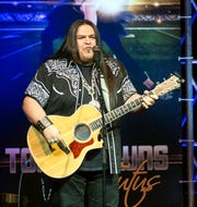 Rudy Parris has landed a gig at The Crystal Palace in Bakersfield.
