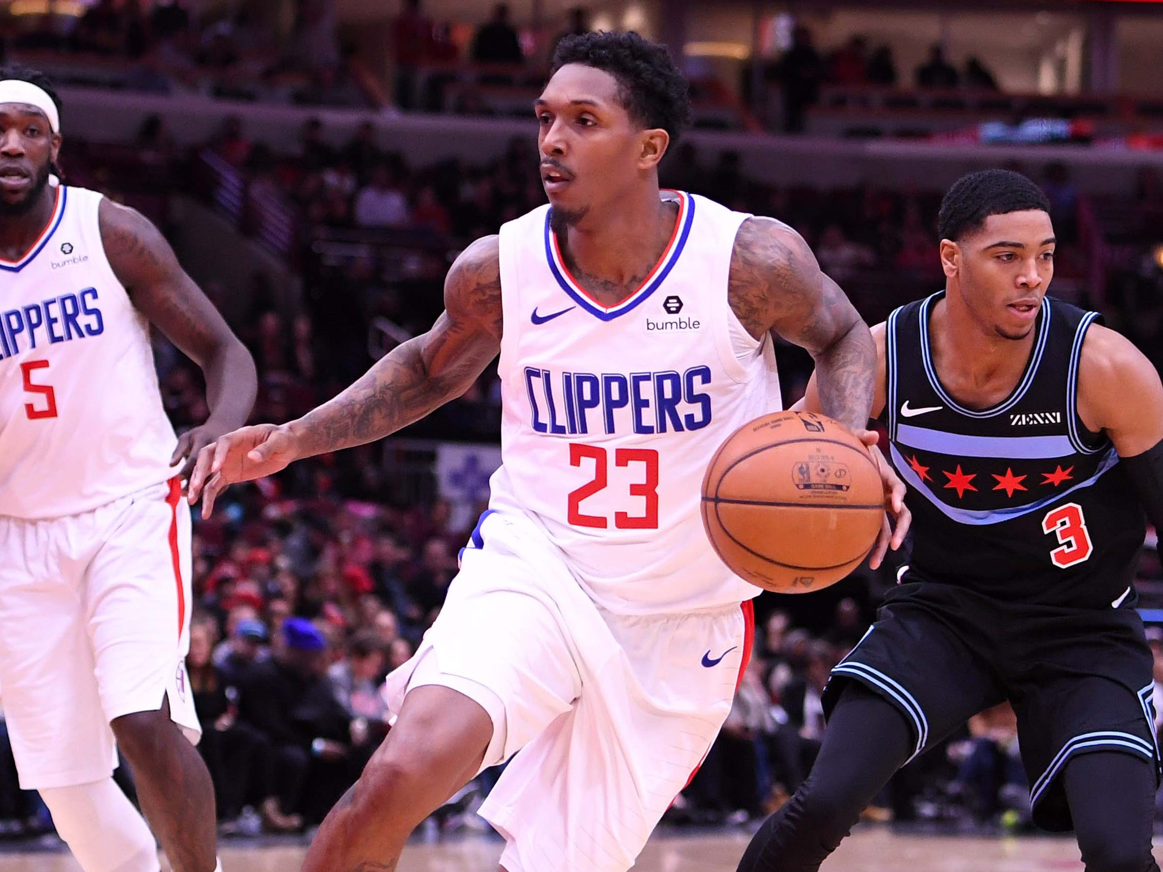 62. Lou Williams, Clippers (Jan. 25): 31 points, 10 assists, 10 rebounds in 106-101 win over Bulls.