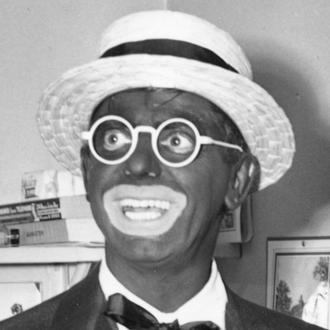 Op-ed: America's long and painful history with blackface